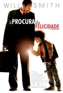 """Poster do filme """"À Procura da Felicidade"""""""
