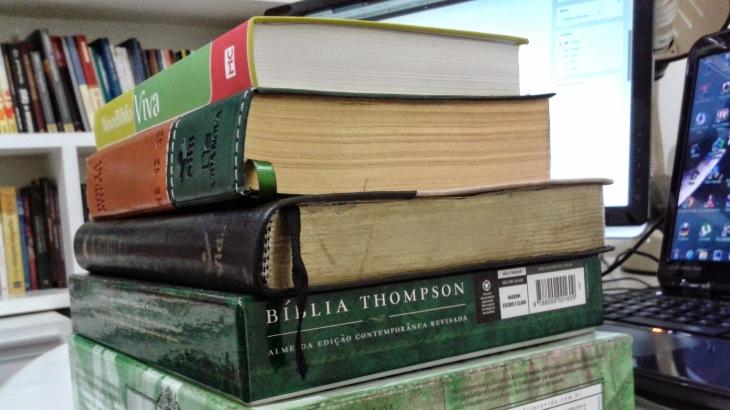 Bíblias de Estudo - Como escolher uma bíblia de estudo - infosol