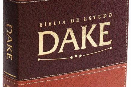 Dez notas duvidosas na Bíblia de EstudoDake