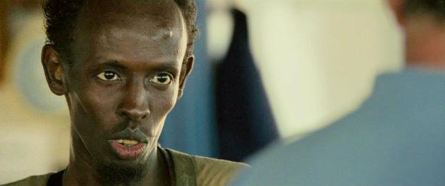(Imagem: Reprodução/ Sony Pictures) O pirata Abduwali Muse.