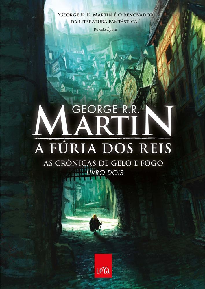 Capa do livro A Fúria dos Reis