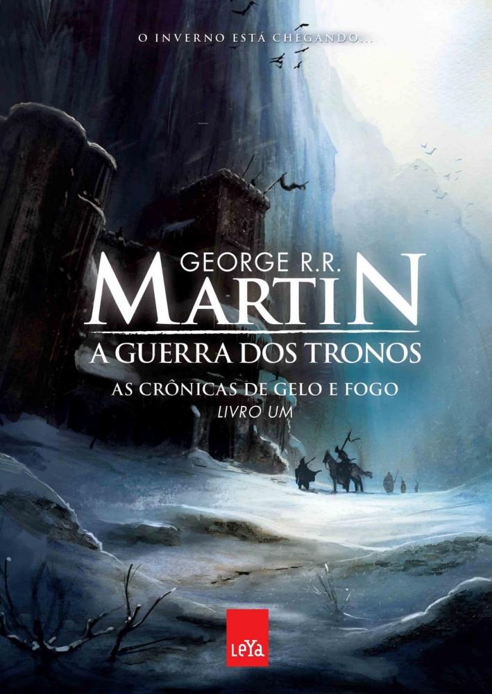 Capa Brasileira de A Guerra dos Tronos