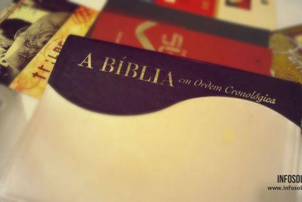Bíblia de Estudo em Ordem Cronológica: Uma ferramenta poderosa para contextualização