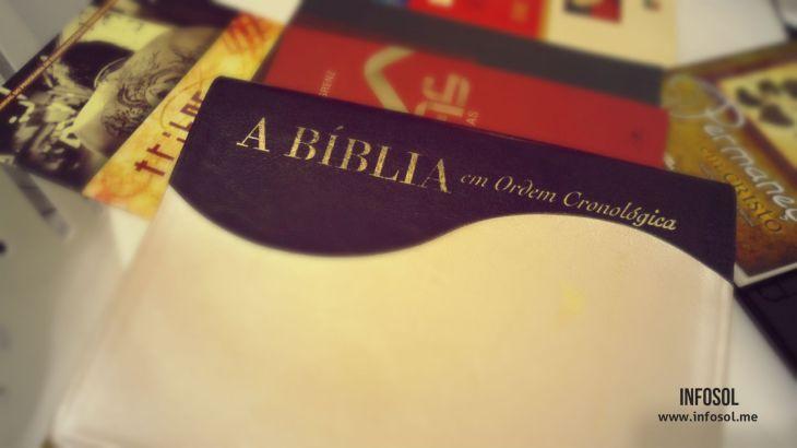 A Bíblia em Ordem Cronológica - INFOSOL - www.infosol.me