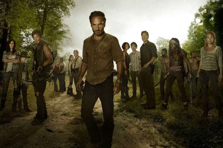 The Walking Dead - Post Infosol - Ratio 3x2