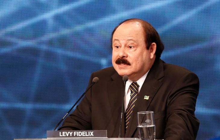 Candidato Levy Fidelix (Fonte: La Urna)