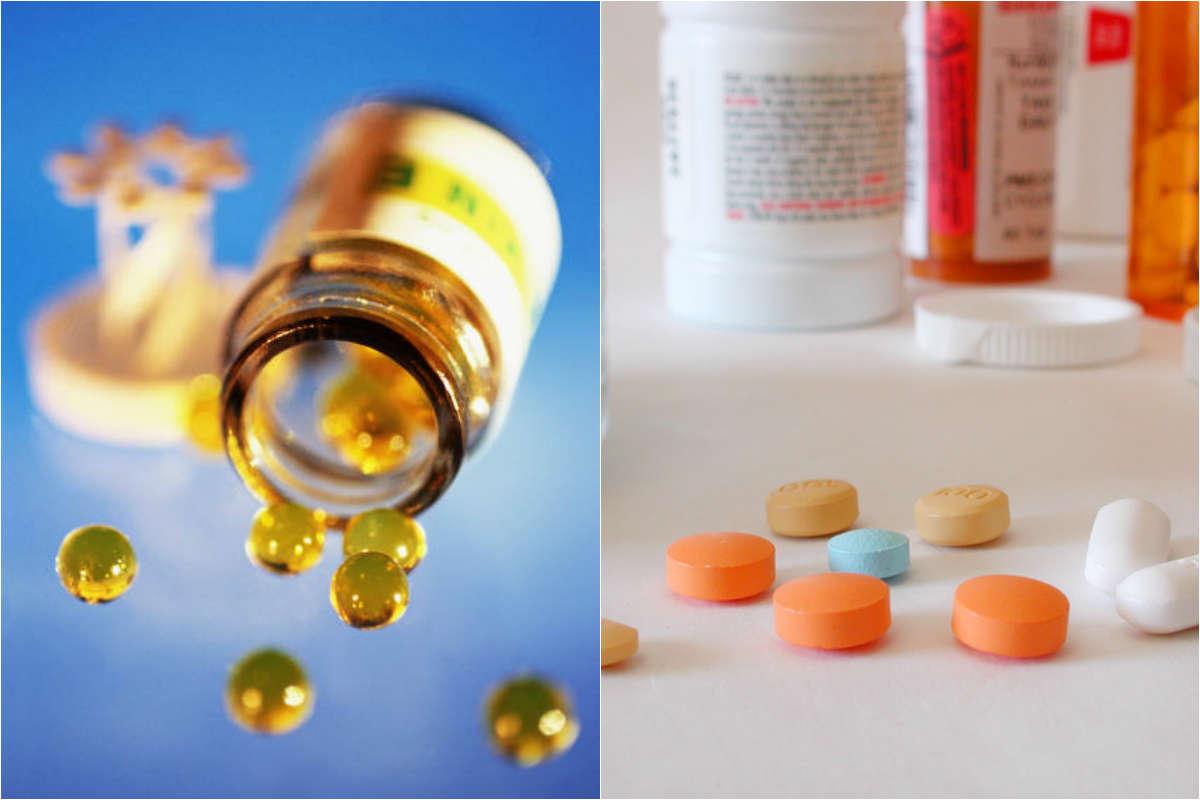 Os riscos na ingestão de complexos vitamínicos