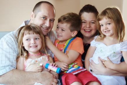 A família, estritamente
