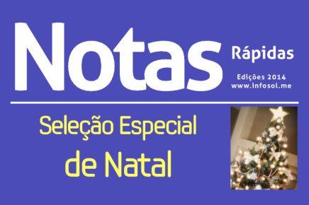 Uma seleção de posts para oNatal