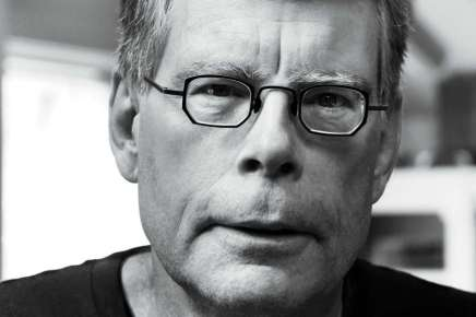 Stephen King, o Rei do Terror