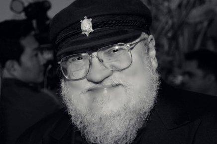 George R.R. Martin, o novoTolkien