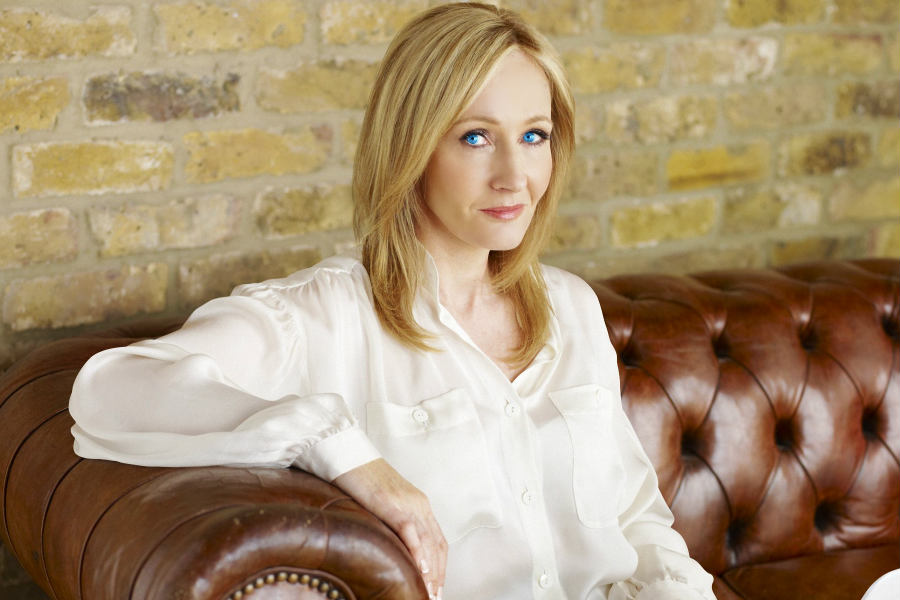 J.K. Rowling, a Maga da Literatura Infanto-Juvenil