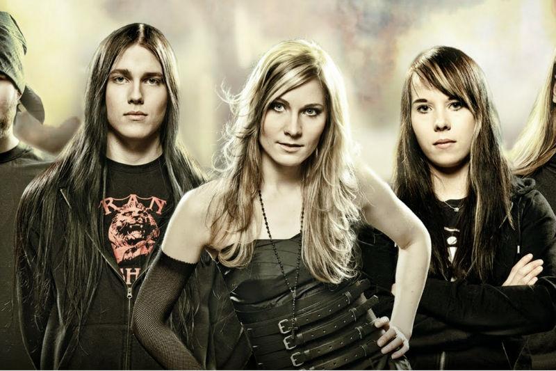 Mary: música fora do padrão metal sinfônico do grupo finlandês HB