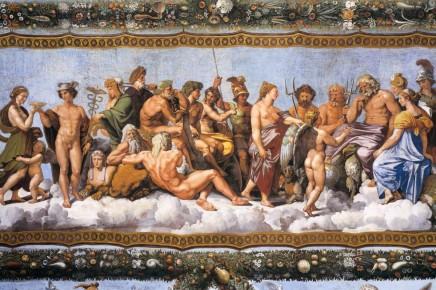 Pode o Deus judaico-cristão ser apenas um entre váriosdeuses?