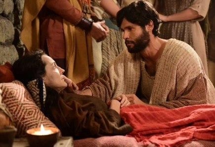 """""""Jesus"""" não é uma novela ruim, mas falta algumacoisa"""