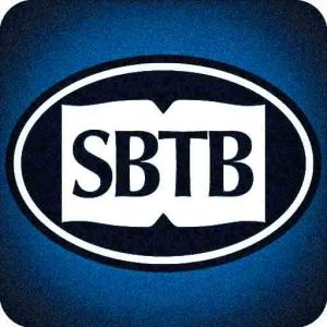 Logomarca Sociedade Bíblica Trinitariana